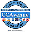 Secure Payments by CCAvenue